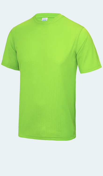 Neon T-Shirt in Electric Green